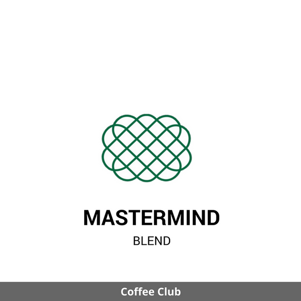 Mastermind: Mocca-Java Blend (5.0 lb. Wholesale Size)