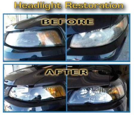 Car Headlight Repair Tool