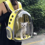 Pet Carrier Bubble Backpack