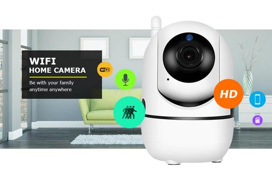 Smart Wireless IP Camera