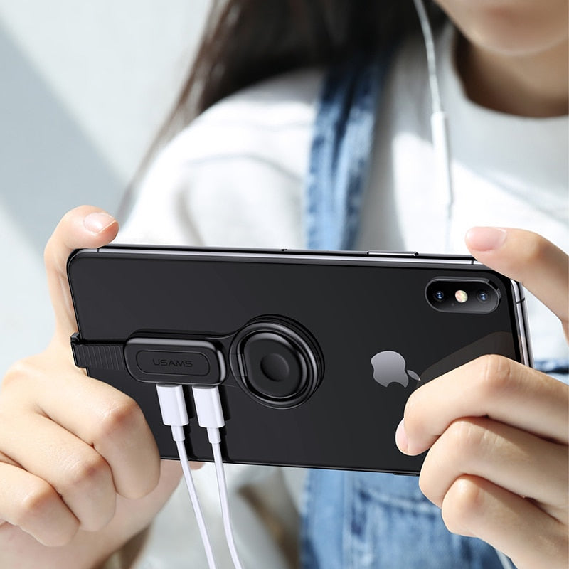 Dual Adapter for iPhone
