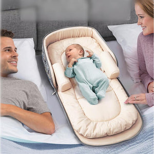 Folding Baby Bed Backpack