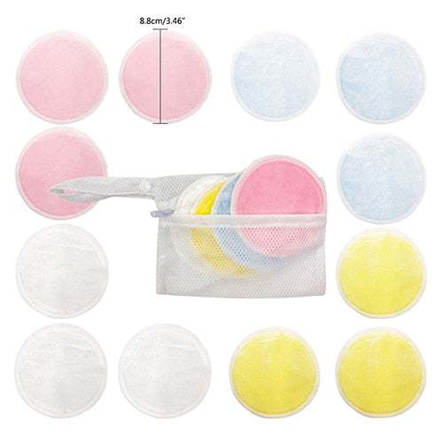 Reusable Makeup Remover (16 Pieces)