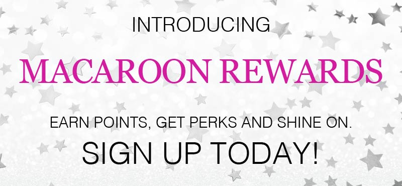 Macaroon rewards club