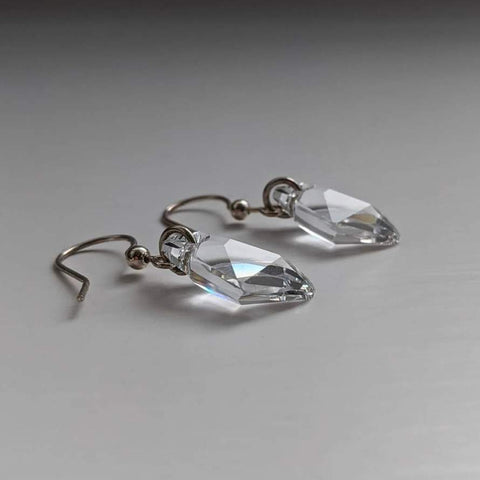 Swarovski Crystal Galactic Earrings