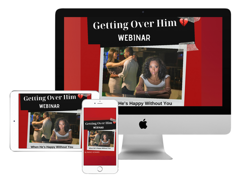 Getting Over Your Ex (Webinar & eBook)