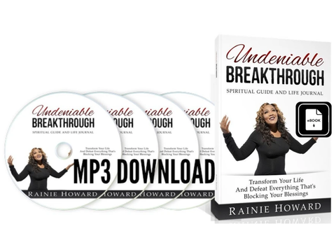 Bundle-Undeniable Breakthrough: Downloadable Classes & Ebook Journal