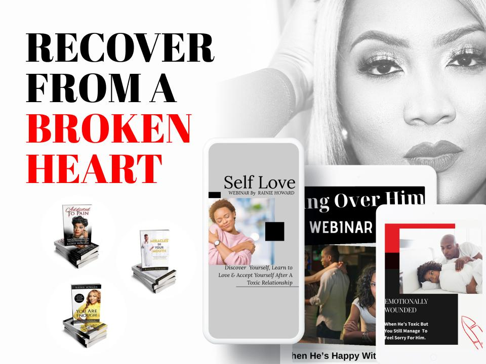 RECOVER FROM A BROKEN HEART