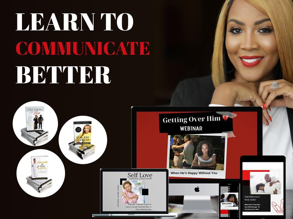 LEARN TO COMMUNICATE BETTER