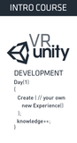 Developing for VR with Unity - DEPOSIT TO RESERVE A SEAT