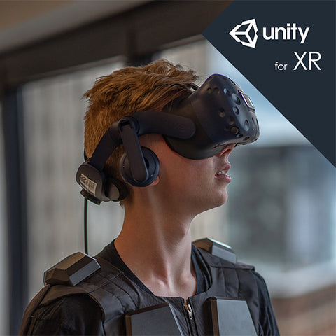 Developing for VR with Unity - Seattle - DEPOSIT TO RESERVE A SEAT
