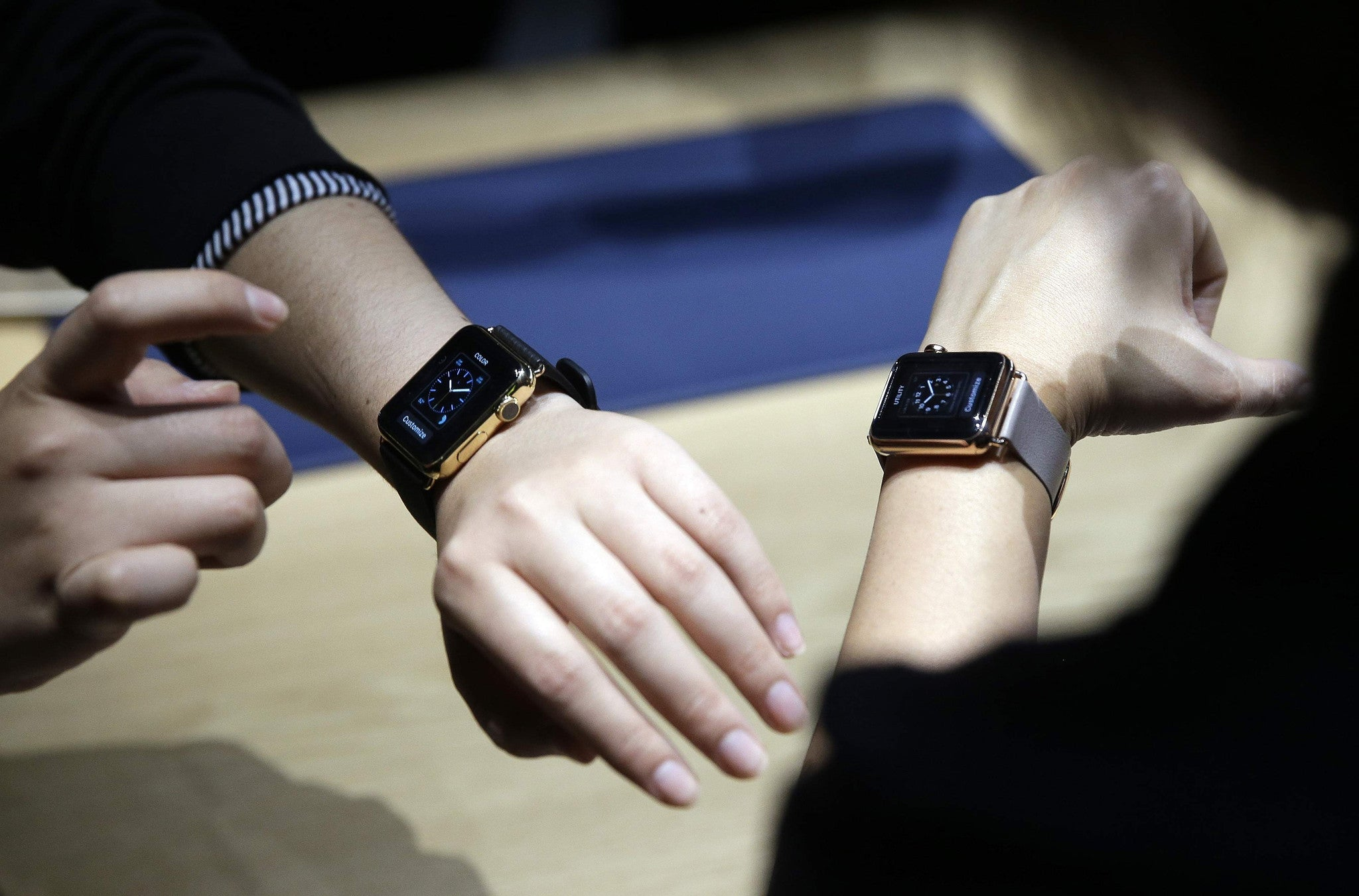 NEW APPLE WATCH DESIGNS REPORTEDLY COMING IN MARCH