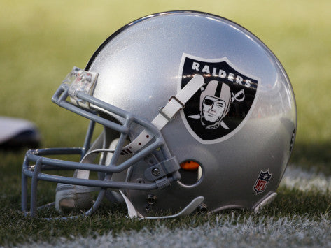 RAIDERS MAY BE MOVING FOR SURE ?