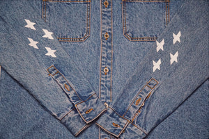 magikusa - RAW SHELL TOP - DENIM BLUE -