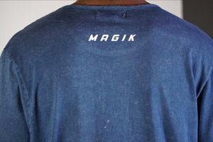 MAGIK DARK WASHED TEE