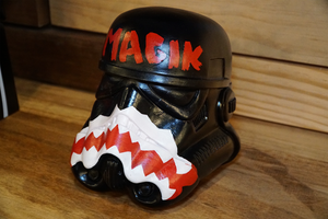 magikusa - #KINGMAGIK x 2K15 STAR WARS STORM TROOPER RAGE - ART