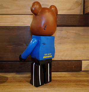 magikusa - MAGIK BEAR TEAM BLUE - ART