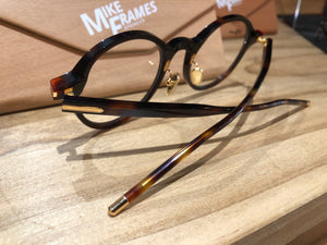 magikusa - Cassanova tortoise brown - mike frames luxury eyewear -
