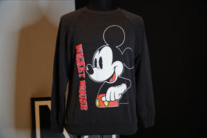 magikusa - Mickey mouse crew black -