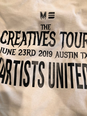 magikusa - Creatives tour tee -