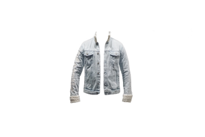 SHERPA FIELD JACKET - LIGHT WASH