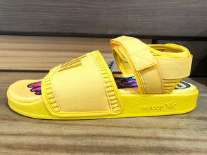 magikusa - Pharrell williams adilette 2.0 - yellow -