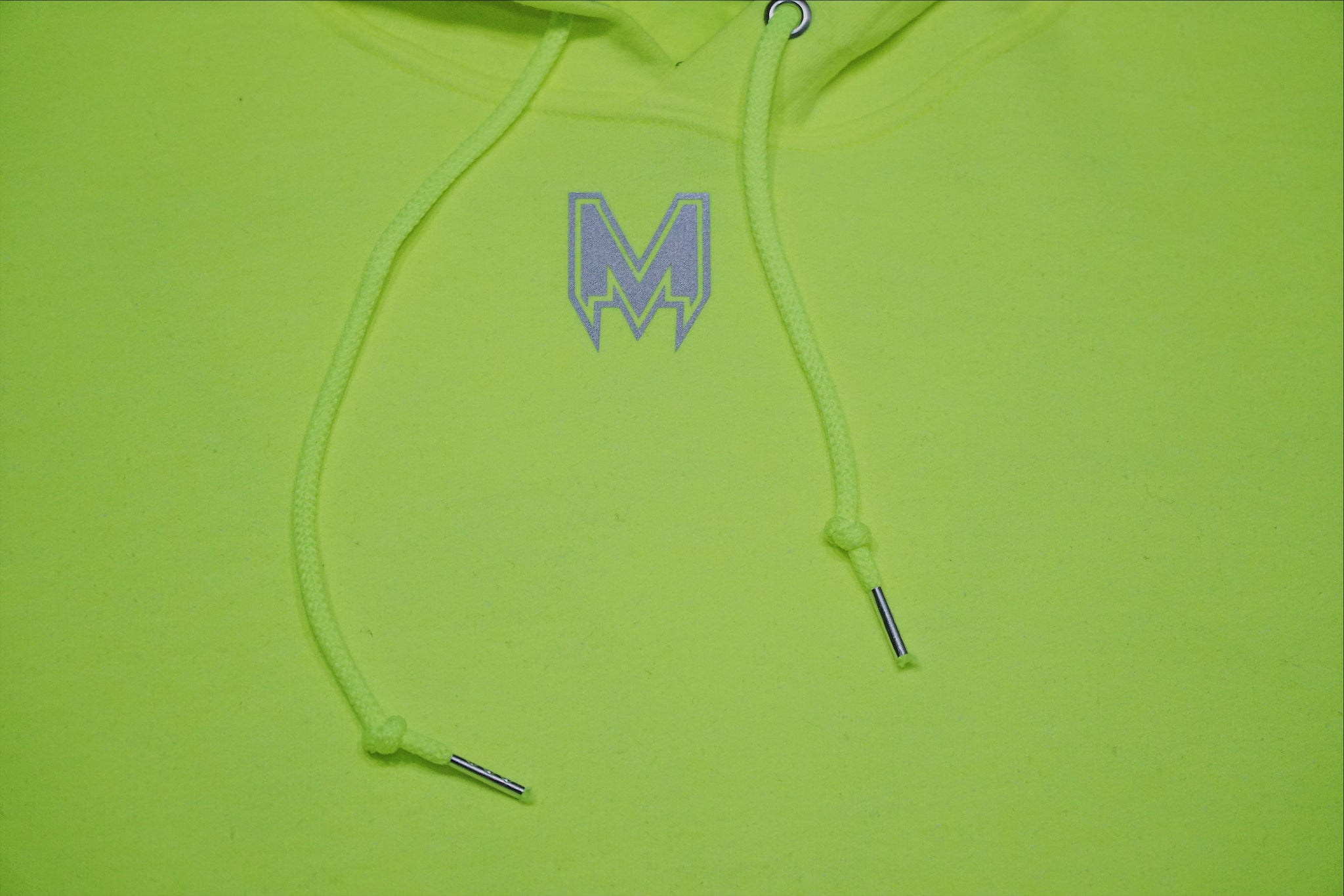 magikusa - POWERED HOODIE - VOLT - TOP