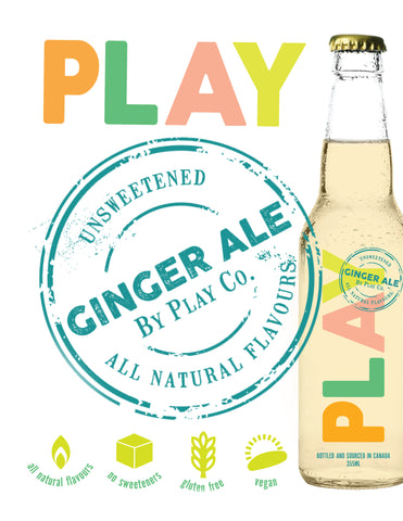 Play ginger ale
