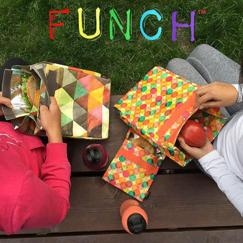 FUNCH lunch bags