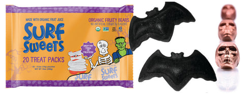 Sweet and Savoury Halloween Treats