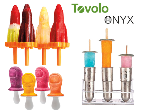 Assorted Ice Pop Molds