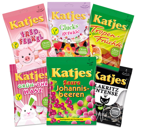 Katjes assortment