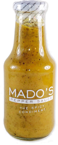 Mado's Pepper Sauce