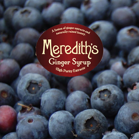 Meredith's Blueberry Elixir