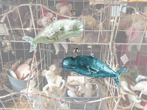 Ornaments Galore at The Mercantile