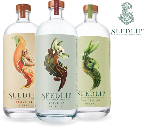 Seedlip Distillates