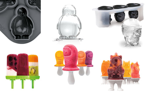Tovolo Ice Cube and Ice Pop bolds
