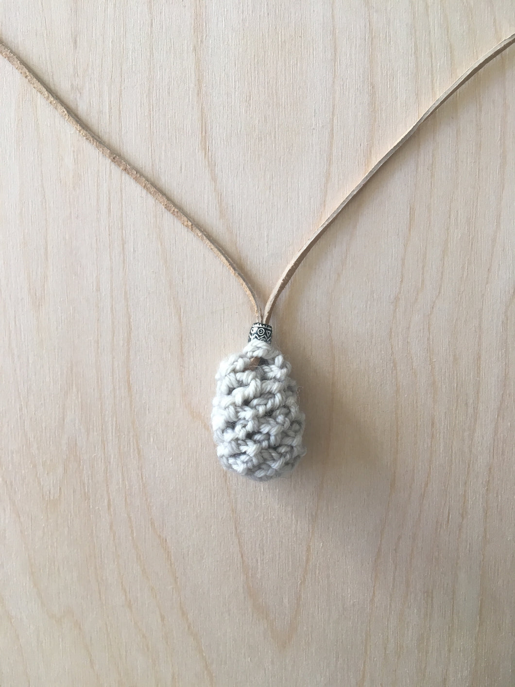 The Cocoon Necklace