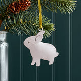 New Bunny Ornament