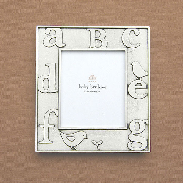 ABC Picture Frame