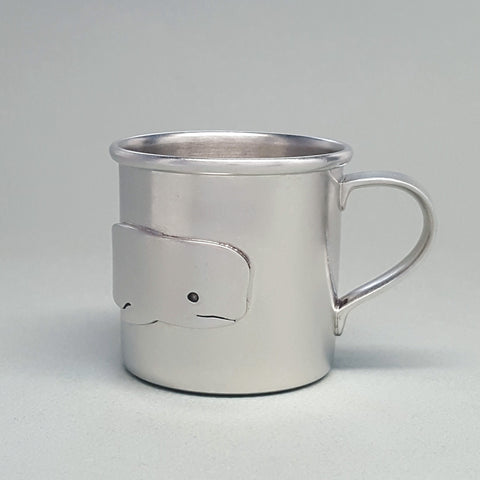 Whale Baby Cup