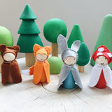 Russian Forest Set - Happy Little Folks