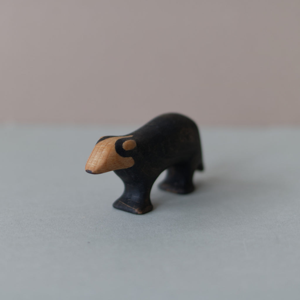 Wooden Badger toy - Happy Little Folks