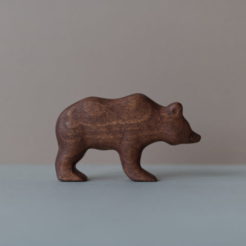 Wooden Bear toy - Happy Little Folks
