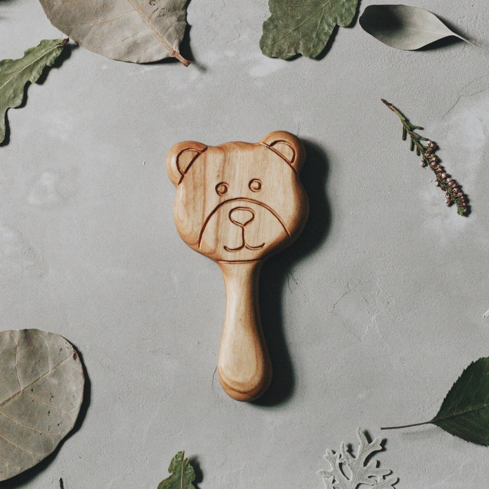 Bear teether - Happy Little Folks
