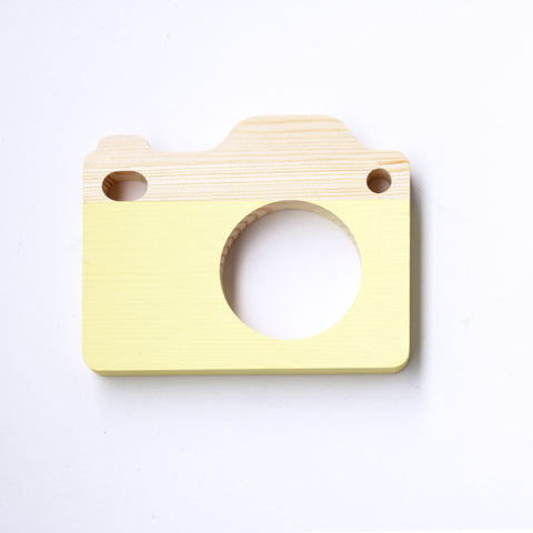 Wooden camera - happylittlefolks - 1