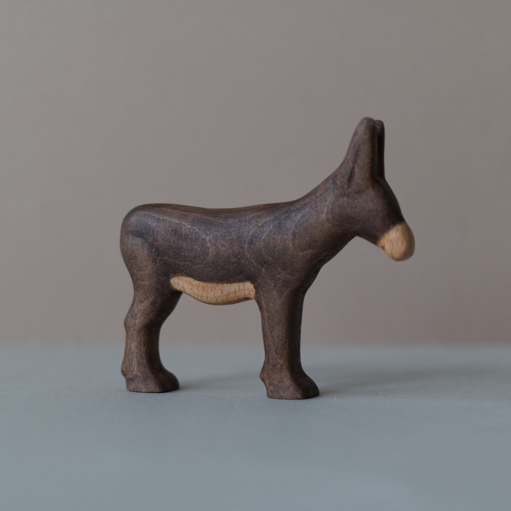 Wooden Donkey toy - Happy Little Folks