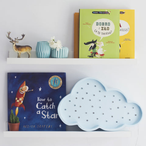 Cloud LED lamp by Little Lights - Happy Little Folks