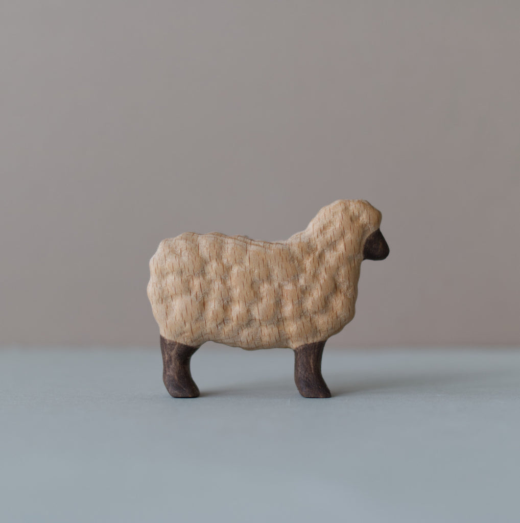 Wooden Sheep toy - Happy Little Folks