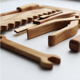 Wooden tool set - Happy Little Folks